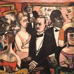 I Recommend the Max Beckmann Exhibit at the Metropolitan Museum of Art